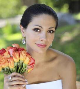 Bride flower's